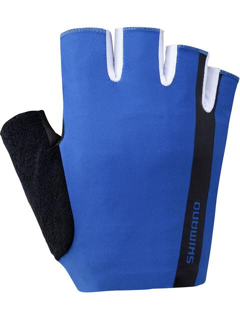 Shimano Value fietshandschoenen blauw/zwart